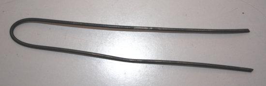 [Bent wire]