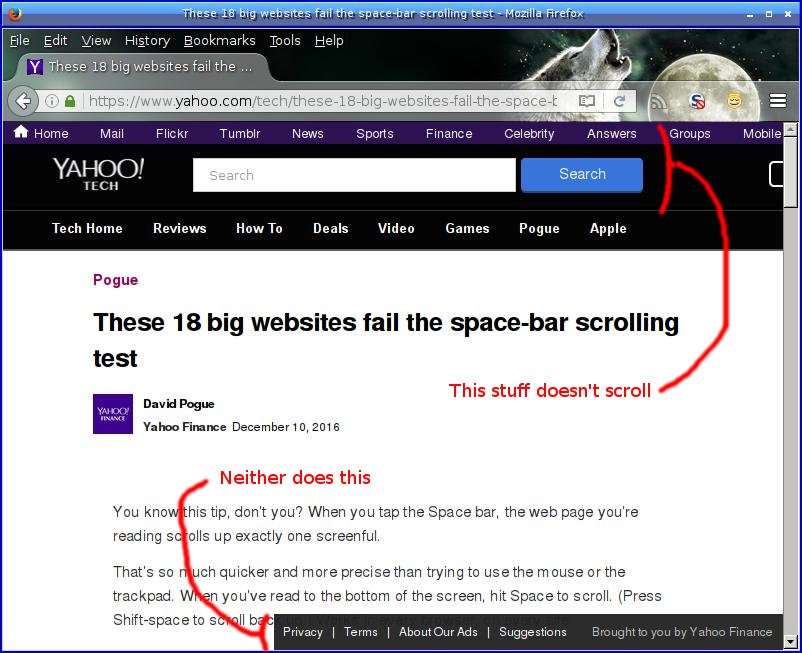[Article with intrusive Yahoo headers]