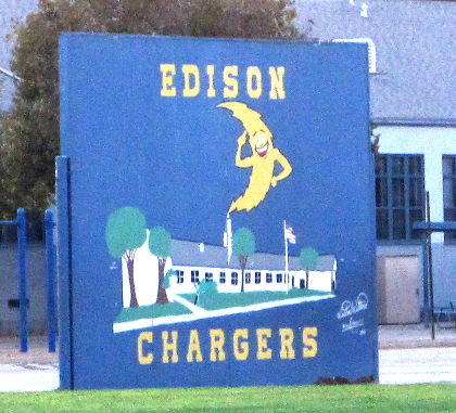 [Edison Chargers]