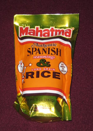 [Mahatma authentic Spanish rice]