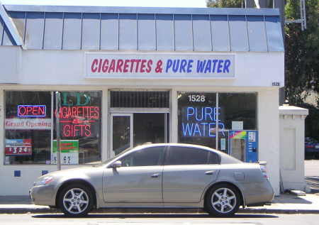[CIGARETTES & PURE WATER]