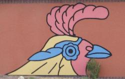 [rooster highway art]