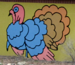 [turkey highway art]