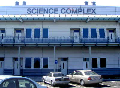 [Science Complex]