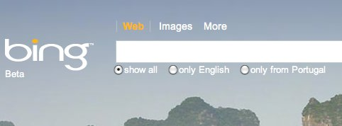 [Bing in Omniweb thinks we're in Portugal]