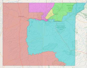 [San Juan County Council Districts]