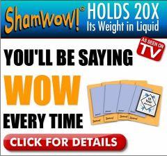 [ Funny shamWOW ad ]