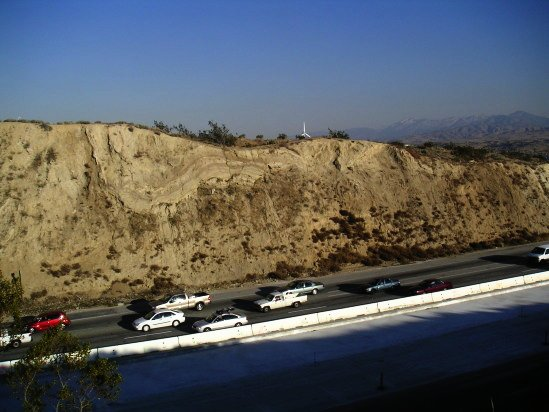 Palmdale: the San Andr...