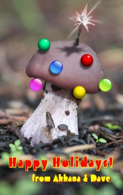 [Happy holidays with a shroom]