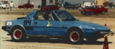 [Colibri, my Fiat X1/9]