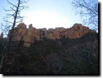 [Beautiful rocks at Cave Creek]