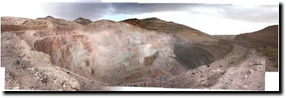 [Panorama of Hart Mine]