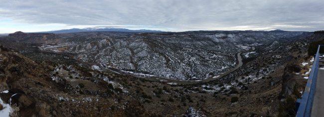 [Overlook Park 180-degree panorama]