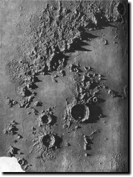 [Plate IX: The Lunar Apennines, Archemedes &c.]