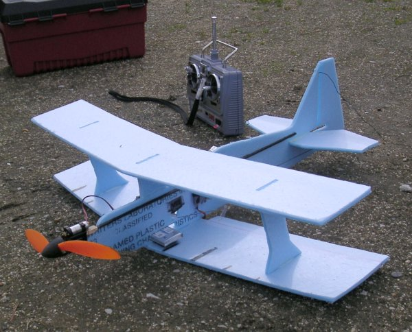 Foam Board Rc Plane Plans Pictures to Pin on Pinterest ...
